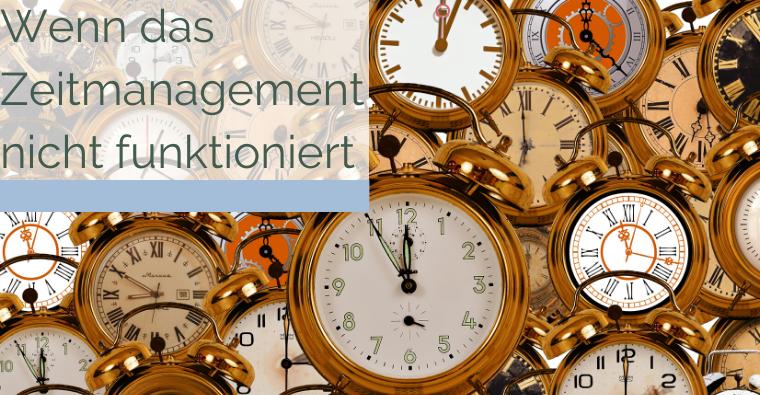 6 Tipps damit dein Zeitmanagement wirklich funktioniert